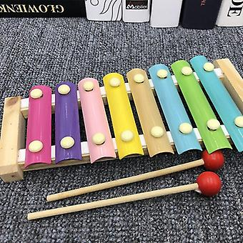 Montessori Early Learning Educational Wooden Toy Kids Musical