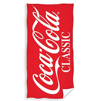 Coca-Cola Classic Handdoek