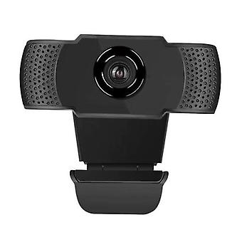 HD 1080P 2.0MP USB 2.0 Webcam Camera with Microphone