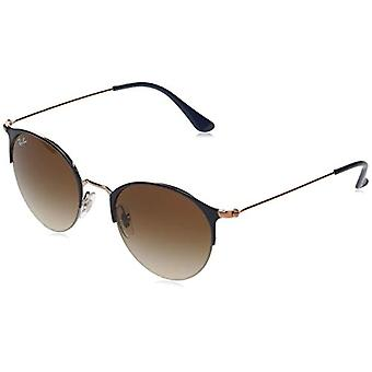 Ray-Ban 0RB3578 Sunglasses, Copper On Mouse Dark Blue, 50.0 Unisex-Adult