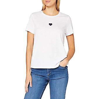 Marc O'Polo 16202151109 camiseta, multicolor (multi/blanco A83), XX-mujer pequeña
