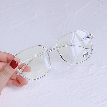 Moda Anti Luz Azul Ordenador de gran tamaño que bloquea las gafas de juego