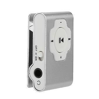 Mini Mp3 Player Portable Usb Clip Mp3 Player Support Micro Sd Tf Card 32gb