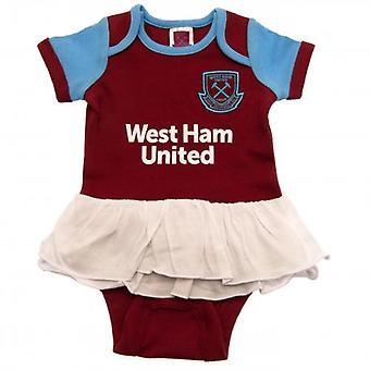 West Ham United Tutu 6-9 Monate