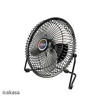 Akasa AK-UFN03-BK USB Mini Desk Fan