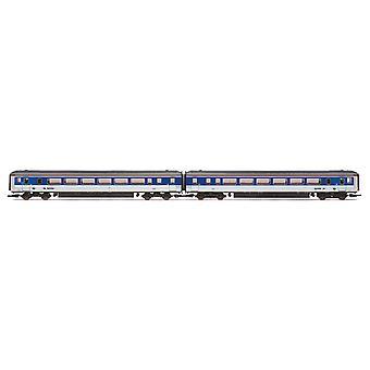 Hornby BR Provincial Class 156 Set 156401 DMS No. 57401 and DMSL No. 52401 Era 8 Model Train