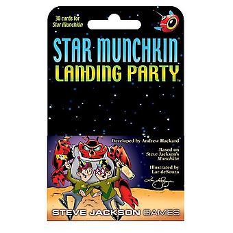 Star Munchkin: Landing Party Expansion
