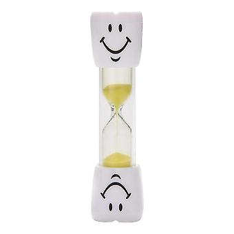 Brushing Tooth 3 Minutes Smiling Face Sand Clock Timer