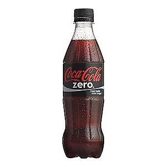 Osvěžující nápoj Coca-Cola Zero (50 cl)
