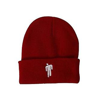 शरद ऋतु और शीतकालीन बुना हुआ टोपी, हिप हॉप टोपी, वूलेन टोपी, यूरोपीय और अमेरिकी पुरुषों के लिए उपयुक्त