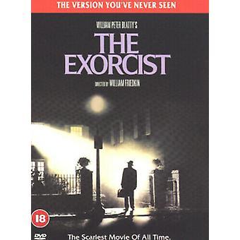 O Exorcista A Versão Que Nunca Viu DVD (2001) Ellen Burstyn Friedkin Região 2