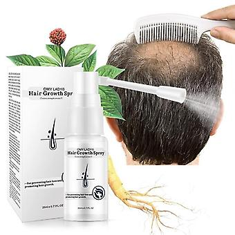 Hiusten kasvu spray eteerinen öljy nestemäinen naiset