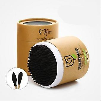 200kpl / laatikko 5 värit Naisten Meikki Stick Bambu