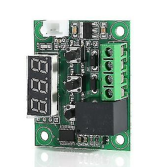 W1209  Blue LED Digital Temperature Controller Board Micro Thermostat Electronic Temp Control 12V DC