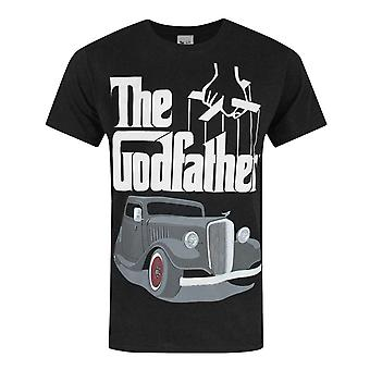 The Godfather Official Mens Logo T-Shirt