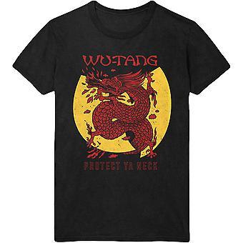Wu-Tang Clan - Inferno Unisex Large T-Shirt - Black