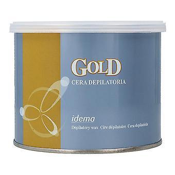 Kroppshårborttagning Vax Idema Kan Guld (400 ml)