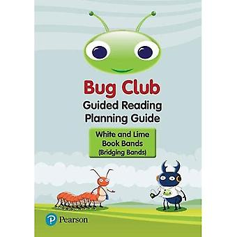 Bug Club Guided Reading Planning Guide - Bridging Bands (2017) (BUG CLUB)