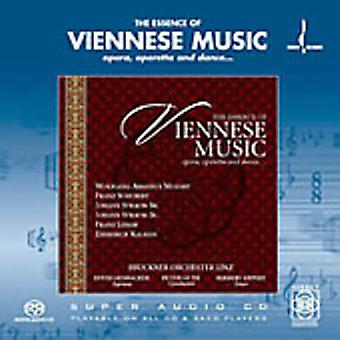 Essence of Viennese Music - The Essence of Viennese Music [SACD] USA import