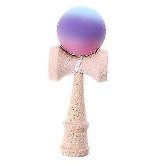 Marble track sets kendama wooden educational toys for kids 1pcs