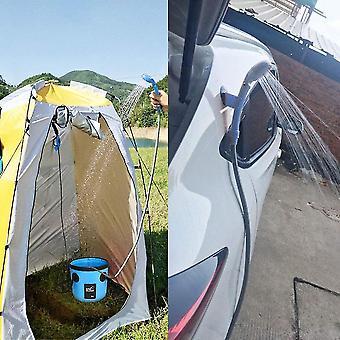 12v Laveuse de voiture portable Camping Douche Electric Pump Sprayer