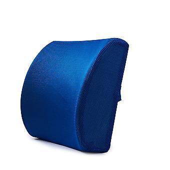 Memory Baumwolle Taille Rückenlehne Core Office Rückenkissen Fahrzeug Taille Kissen Sommer Mesh Atmungsaktive Lendenwirbelstütze Pad