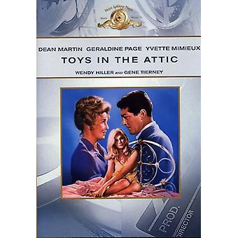 Toys in the Attic [DVD] USA import