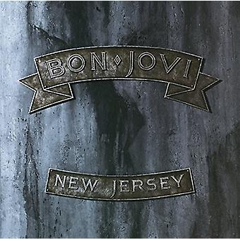 Bon Jovi - New Jersey [Vinyl] USA import