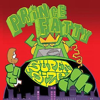 Prince Fatty - Supersize [Vinyl] USA import