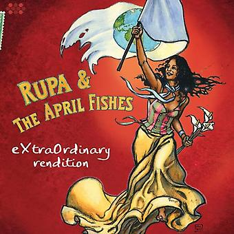 Rupa & the April Fishes - Extraordinary Rendition [CD] USA import