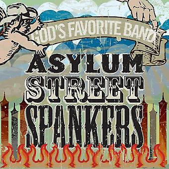 Asylum Street Spankers - God'Sfavorite Band [CD] USA import