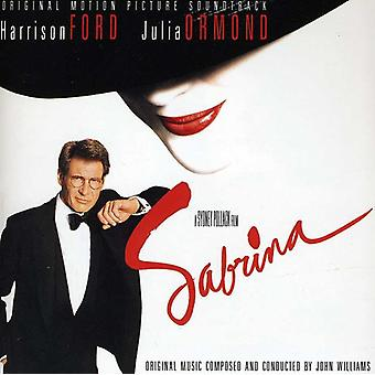 John Williams - Sabrina [CD] USA import