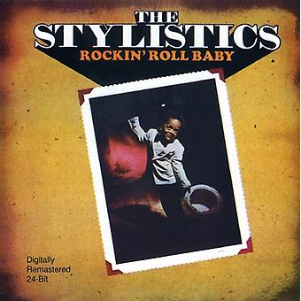Stilistica - Rockin ' importazione USA Roll Baby [CD]