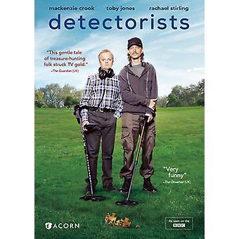 Detectorists [DVD] Yhdysvallat tuoda