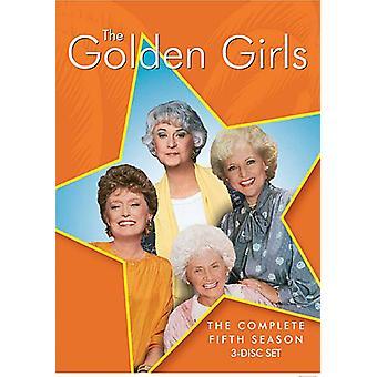 Golden Girls: Täydellinen viides Sesonki [DVD] Yhdysvallat tuoda