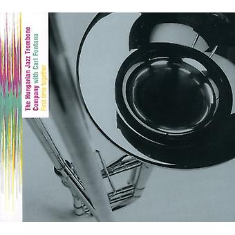 Carl Fontana & Hungarian Jazz Trombone Company - First Time Together [CD] USA import