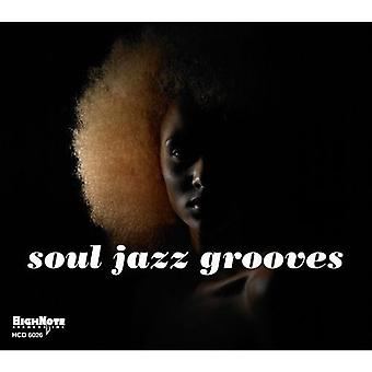 Soul Jazz Grooves - Soul Jazz Grooves [CD] USA import