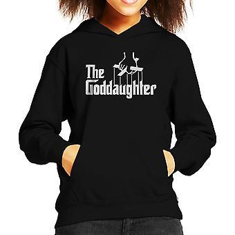 The Godfather The Goddaughter Kid's Hooded Sweatshirt