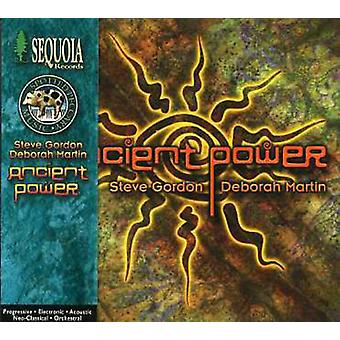 Gordon/Martin - Ancient Power [CD] USA import