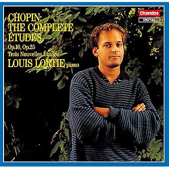 F. Chopin - Chopin: The Complete Tudes [CD] USA import