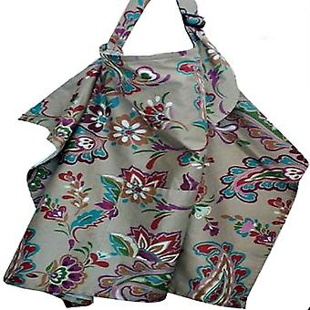 Nursing Cover Vintage Floral Breast Feeding Essential