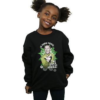 DC Comics dziewczyny Batman TV serii czas Układanka dla bluzę zagadka