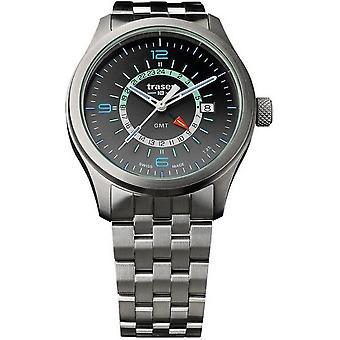 Traser H3 watch P59 Aurora GMT 107232