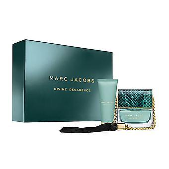 Marc Jacobs guddommelige dekadence gave sæt 50ml EDP + bodylotion 75ml
