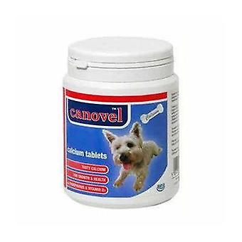 Canovel Calcium Tablets for Dog and Puppy 180 tablets