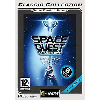 Classic Collections Space Quest Collection (PC) - Neu