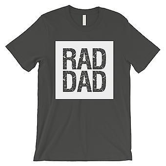 RAD isä miesten Cool harmaa paita