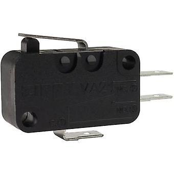 Zippy mikroprzełącznik VA2 - 16S1 - 01D 0-Z 250 V AC 16 a bezpiecznik zwłoczny 1 x On/(On) chwilowe 1 szt.