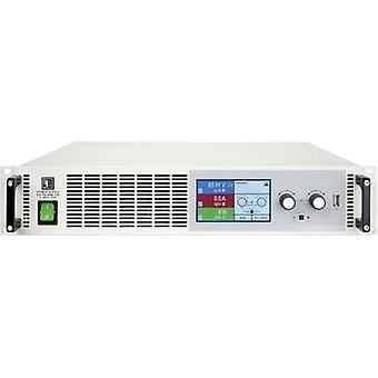 EA Elektro-Automatik EA-PSI 9080-120 2U Bench PSU (adjustable voltage) 0 - 80 V DC 0 - 120 A 3000 W USB , Analogue No. of outputs 1 x