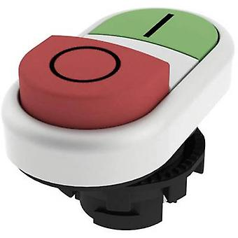Pizzato Elettrica E21PDSL9AAAD Double head pushbutton Protruding Green, Red 1 pc(s)